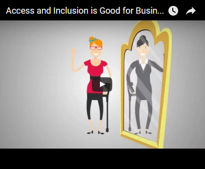 Access and Inclusion is Good for Business
