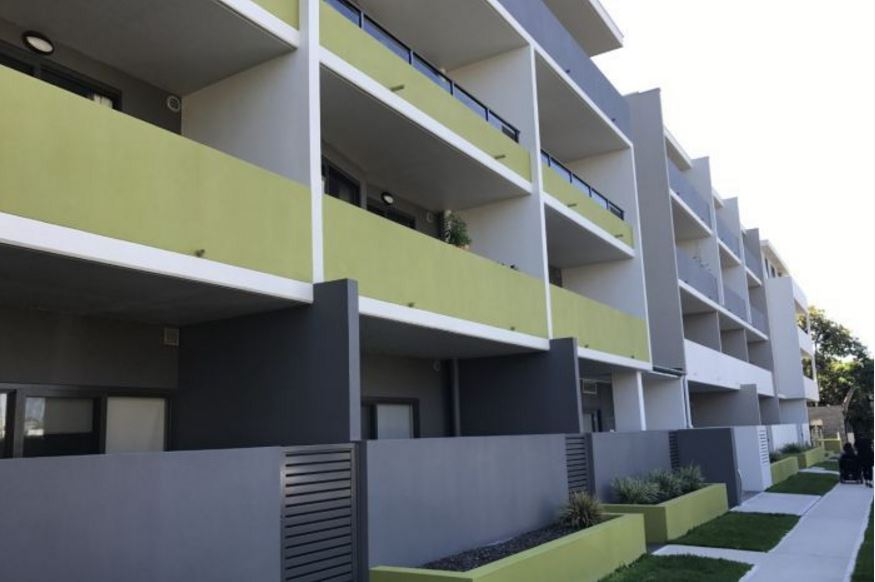 Accessible Housing Block